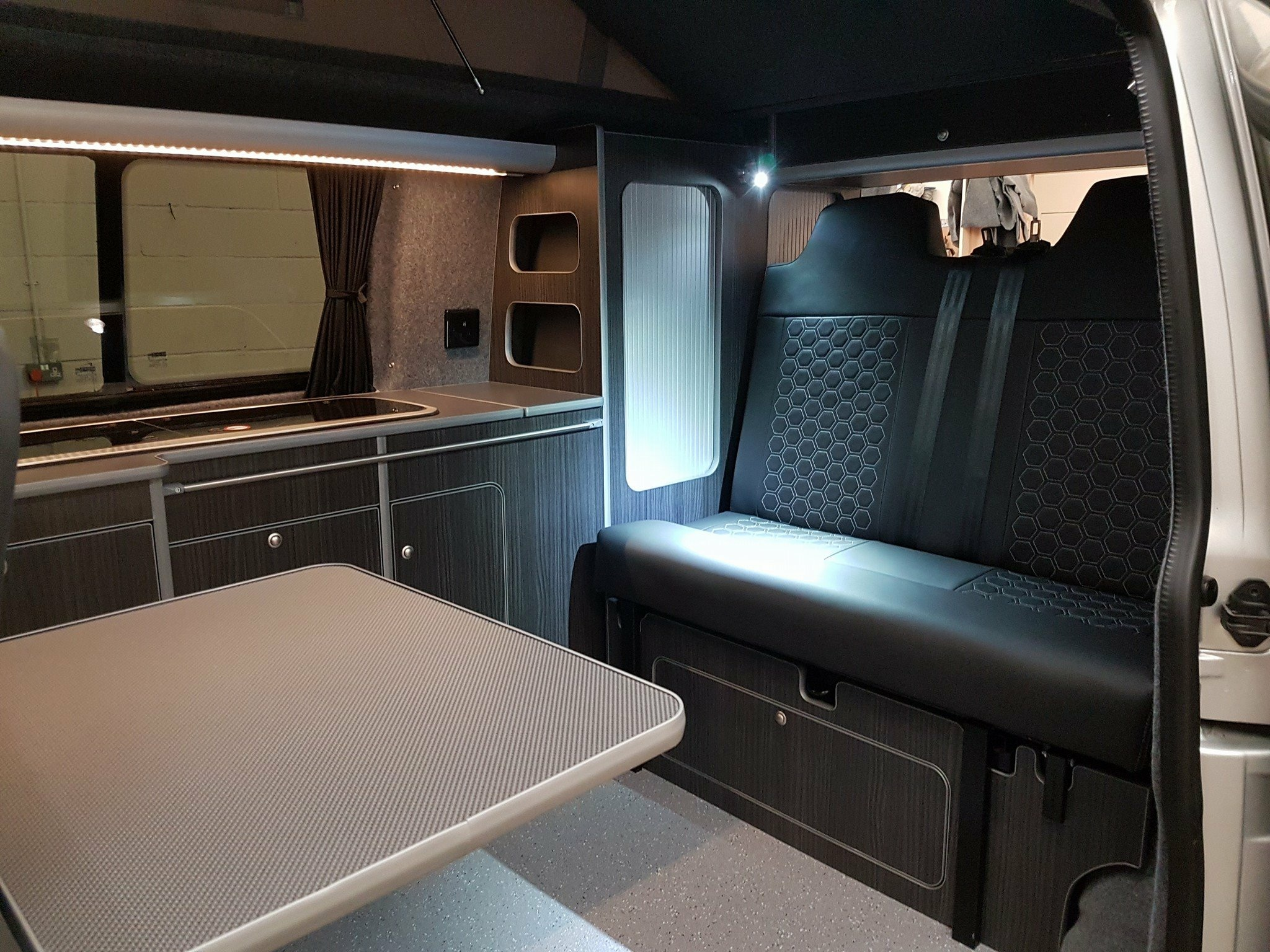 Ready To Begin Your Custom Camper Van Journey